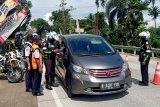 Dilarang balik Jakarta tanpa SIKM, Polresta Banyumas sisir kendaraan travel gelap