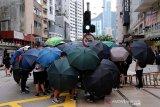 AS membatasi visa pejabat pemerintah China terkait aturan baru Hong Kong