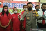13 orang terlibat penyalahgunaan narkoba ditangkap di Kudus