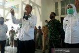 PSBB di Kota Palembang dilanjutkan selama 14 hari