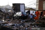 Gempa magnitudo 6,2 mengguncang Chile