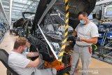 Daimler perdalam kemitraan dengan CATL