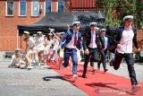 Kematian akibat virus corona naik, kepercayaan pada otoritas Swedia turun