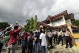 Di tengah pandemi COVID-19, Mahasiswa Anambas 'nekat' unjuk rasa