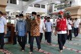 Jusuf Kalla sarankan tempat ibadah lebih dulu dibuka