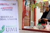 ACT Purwokerto salurkan modal usaha Program Sahabat UMI