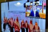 TP PKK Sulsel ajak Dharma Wanita terus sosialisasikan pencegahan COVID-19
