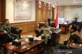 Mahfud MD dorong KPK terus lakukan penegakan hukum