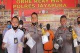 Bandar narkotika ditangkap di dalam Lapas