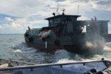 Sempat kabur, KM Wahyu diamankan dengan tembakan peringatan