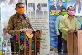 Enam pasien positif COVID-19 eks penumpang KM Lambelu sembuh