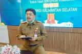 Kasus COVID-19 di Kalimantan Selatan capai 1.033 orang