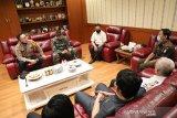 Pemkab ramah tamah bersama Kajari Bantaeng dengan terapkan normal baru