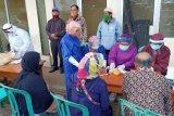 105 warga Pasar Madusari Wonosobo jalani tes cepat