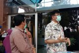 RSUD Arifin Achmad klaim tak ada  tenaga medis tertular COVID-19