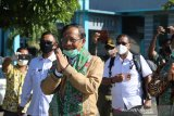 Mahfud MD berkunjung ke pulau terluar saat pandemi COVID-19