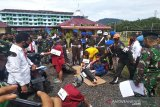 Rekonstruksi terungkap pembunuhan istri oknum anggota TNI