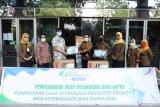 BPJAMSOSTEK Pekanbaru sumbang 40 paket APD ke RSUD Arifin Achmad