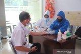 133 pegawai BNN Sultra-BNNK Kendari jalani tes cepat COVID-19
