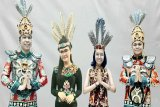 Empat remaja Barito Utara kembali ditugaskan ke Istana Negara
