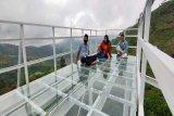 Batu Angkruk, objek wisata baru di Kabupaten Wonosobo tawarkan sisi lain keindahan Dieng