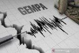 Gempa magnitudo 6.0 yang guncang Pulau Saringi terasa hingga Bali
