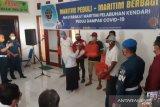 Masyarakat Maritim Kendari Salurkan 1000 Paket Sembako