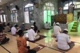Sejumlah masjid di Kabupaten OKI mulai dibuka