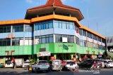 Banyak pedagang tidak bermasker, Pasar Kliwon Kudus ditutup
