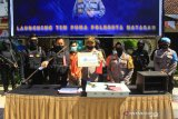 Dua pembobol brankas isi Rp90 juta ditangkap, uangnya ludes buat pesta narkoba dan judi online