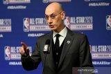 Restart NBA musim 2019/20 bisa gagal jika penyebaran COVID-19 meningkat, ini skenarionya