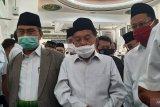 JK lega Jumatan berjamaah bisa kembali dilaksanakan di masjid