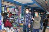 Nadalsyah kunjungi Pasar PBB ikuti lomba inovasi daerah