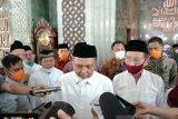 Masjid Al-Markaz Makassar gelar Shalat Jumat dengan protokol kesehatan