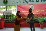 Tiga orang pegawai Unhas Makassar positif COVID-19