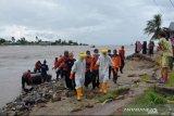 Tim SAR temukan jasad pekerja kapal tongkang yang tenggelam