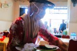 Rumah Makan Kota Jayapura Papua Terapkan Protokol Kesehatan COVID-19