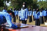 Wali Kota  kukuhkan 208 ASN di tengah pandemi COVID-19