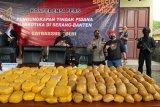 Hebat Satgassus Polri, kurang dari 10 hari berhasil ungkap 1,2 ton sabu