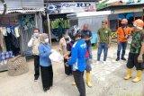 Gugus tugas Baubau kembali salurkan bantuan sembako