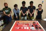 Polres membongkar peredaran narkoba di hotel kawasan Senggigi