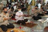 Belum semua masjid di Palembang selenggarakan shalat Jumat