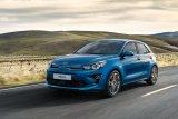 Kia Rio hybrid dengan transmisi cerdas akan segera hadir
