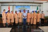 DWP Disdik Papua dorong para istri ASN kreatif saat bekerja dari rumah