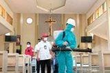 1.351 tempat ibadah disemprot jelang penerapan normal baru di Gowa