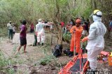 6 hari, warga Ukraina terjebak dalam tempat penampungan air di Bali