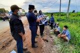 Bus bermuatan 29 penumpang dari luar Kalteng dipaksa putar balik
