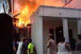 20 rumah terbakar di Jakarta