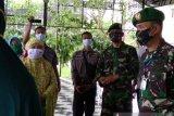 Kodam XIV/Hasanuddin aktifkan pemantauan lapangan cegah COVID-19