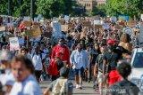 Menkes Inggris: Protes rasisme dipastikan akan menambah risiko COVID-19